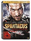 Spartacus: Blood and Sand - Staffel 1 (Limited Steelbook Edition) (5 DVDs)