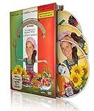 Sarah Wiener - Die kulinarischen Abenteuer der Sarah Wiener in Italien (3 DVDs + Buch)