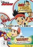 Jake und die Nimmerland Piraten, Vol. 1 + Meister Manny's Werkzeugkiste, Vol. 3 - Junior Doppelpack (2 DVDs)