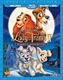 Get Lady And The Tramp II: Scamp's Adventure On Blu-Ray