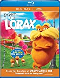 Get Dr. Seuss' The Lorax On Blu-Ray