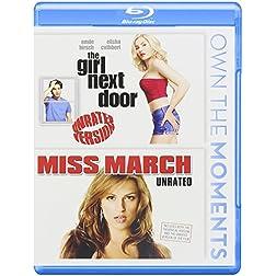 Girl Next Door / Miss March [Blu-ray]