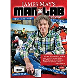 James May's Man Lab Series 2