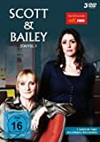 Scott & Bailey - Staffel 1 (3 DVDs)