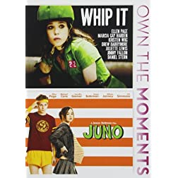 Whip It / Juno (Double Feature)