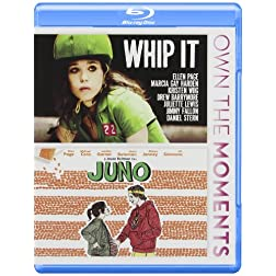 Whip It / Juno (Double Feature) [Blu-ray]