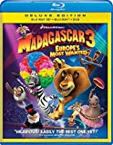 Get Madagascar 3: Europe's Most Wanted On Blu-Ray