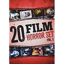 20-Film Horror Set 1