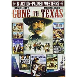 8-Movie Western Pack 2