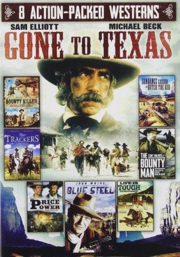 8-Movie Western Pack 2