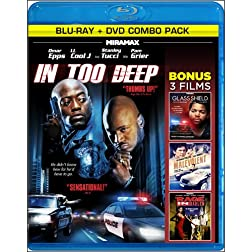 4-Film Heat on the Street Blu-ray & DVD Combo