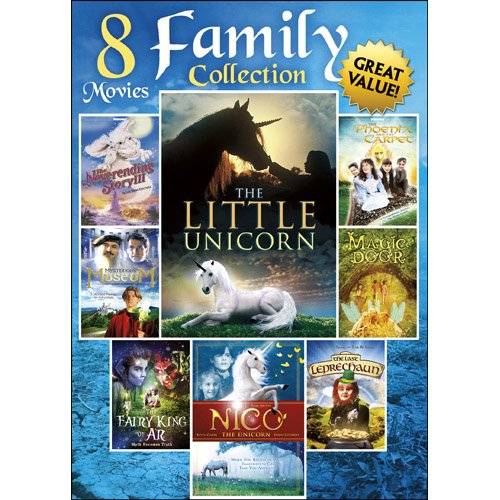 8-Movie Family Collection