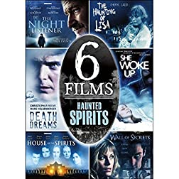6-Film Haunted Spirits