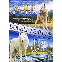 Time of the Wolf / Legend of Wolf Mountain