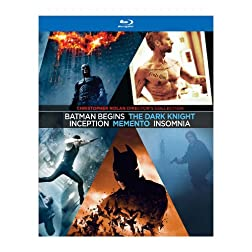 Christopher Nolan: Director's Collection [Blu-ray]
