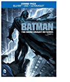 Get Batman: The Dark Knight Returns, Part One On Blu-Ray