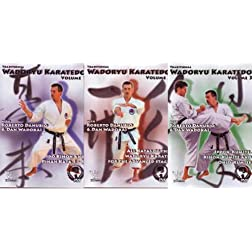 Wado Ry Karate 3 DVD Box Set VPM