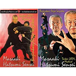 Ninja Series Hatsumi 2 DVD Box Set