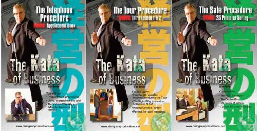 Kata of Business 3 DVD set