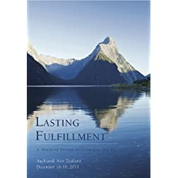 Lasting Fulfillment: A Weekend Retreat with Gangaji and Eli