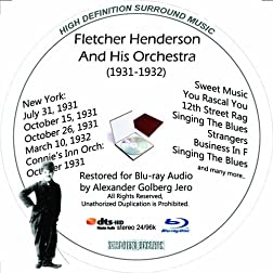 Fletcher Henderson (1931-32) Restored for Blu-ray Audio