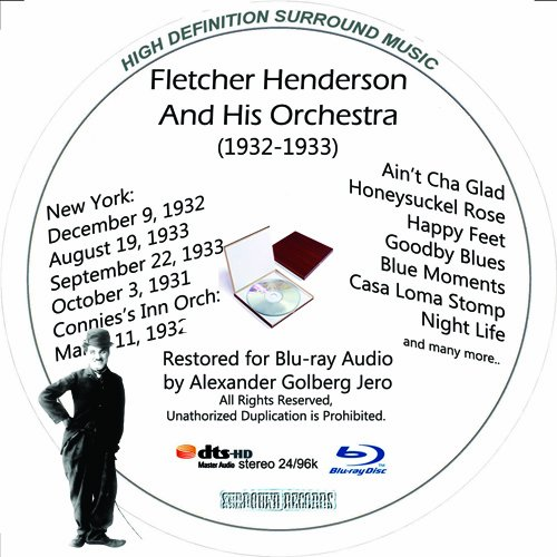 Fletcher Henderson (1932 - 1933) Restored for Blu-ray Audio