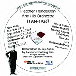 Fletcher Henderson (1934 - 1936) Restored for Blu-ray Audio