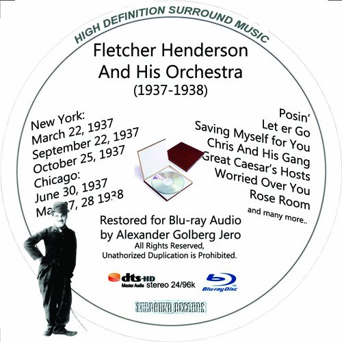 Fletcher Henderson (1937-1938) Restored for Blu-ray Audio