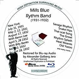 Mills Blue Rhythm Band (1931-1932) Restored for Blu-ray Audio