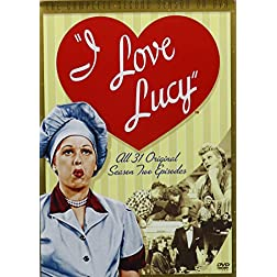 I Love Lucy-Ssn 2-D-Se