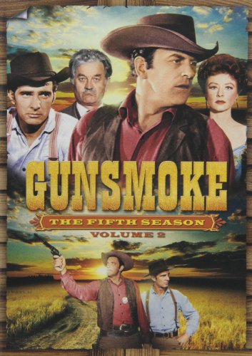 Gunsmoke Ssn 5 Vol 2 -D-Se