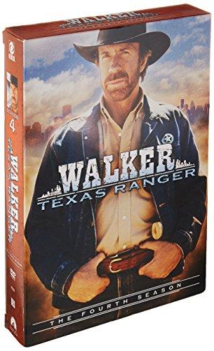 Walker Texas Ranger Ssn 4 D Se