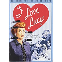I Love Lucy-Ssn 3-D-Se
