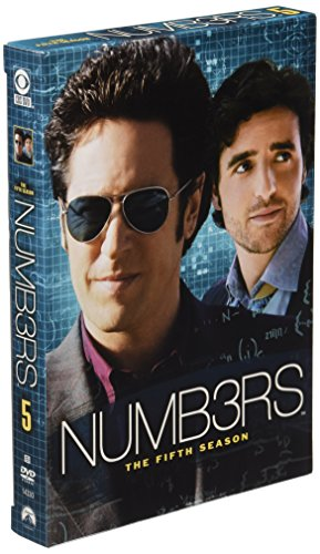 Numb3rs: Season 5 -D-Se