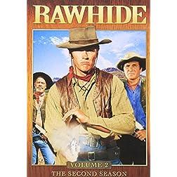 Rawhide -Ssn 2 Vol 2 D Se