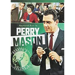 Perry Mason Ssn 2 Vol 1dse