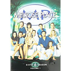 Melrose Place: Ssn 6 Vol 1 -D-Se