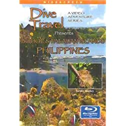 Dive Travel - Bohol & Palawan Islands - Philippines - Blu-ray