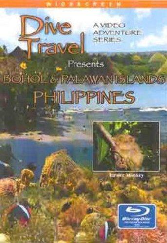 Dive Travel - Bohol & Palawan Islands - Philippines - Blu-ray