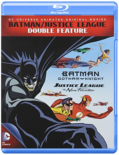 Batman / Justice League [Blu-ray]