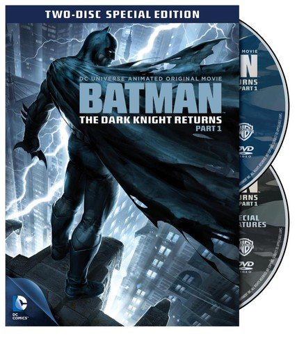 Batman: The Dark Knight Returns, Part 1 (Two-Disc Special Edition)