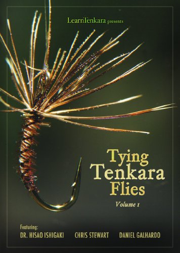 Tying Tenkara Flies