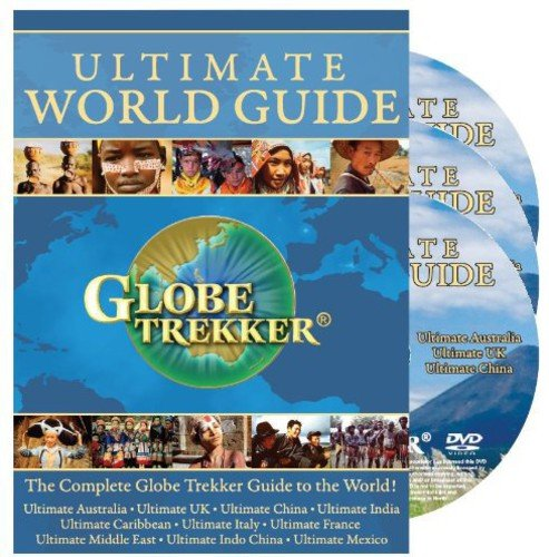 Globe Trekker: Ultimate World Guide - 10 Shows