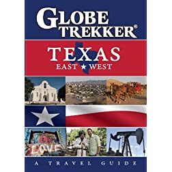 Globe Trekker - East Texas / West Texas