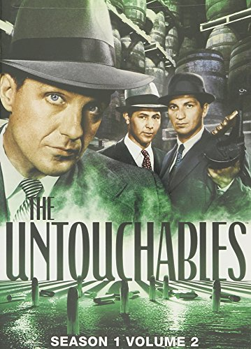 Untouchables Season 1 Vol 2