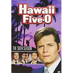 Hawaii 5-O 6th Season