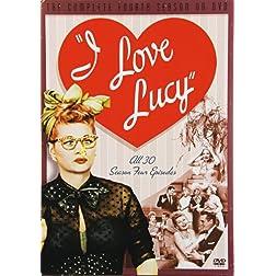 I Love Lucy Season 4