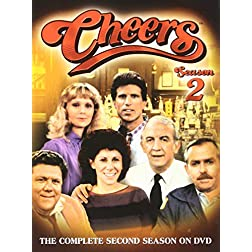 Cheers Second Season
