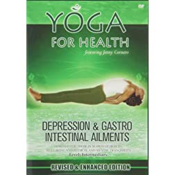 Yoga for Health: Depression & Gastro Intestinal
