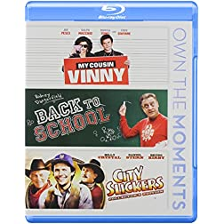 Back+ City+my Cousin Bd Tf-sac [Blu-ray]